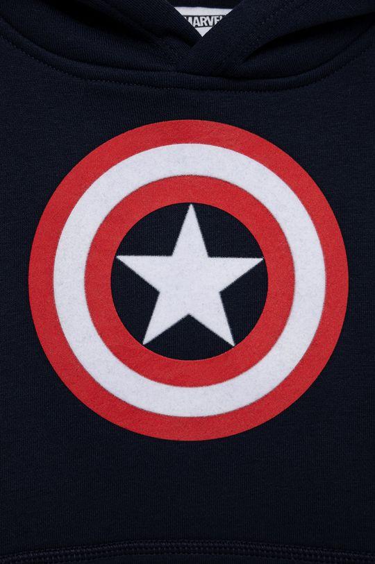 GAP - Bluza dziecięca x Marvel 77 % Bawełna, 9 % Poliester z recyklingu, 14 % Poliester