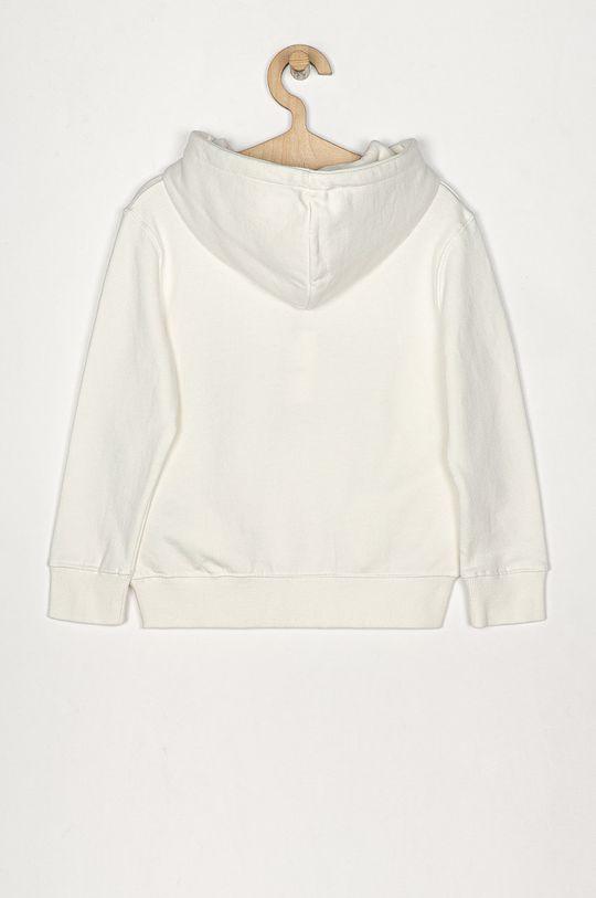 Pepe Jeans - Bluza copii Saymon 128-176 cm alb