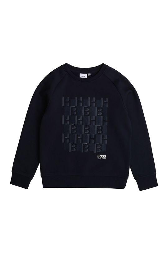 bleumarin Boss - Bluza copii 116-152 cm De băieți