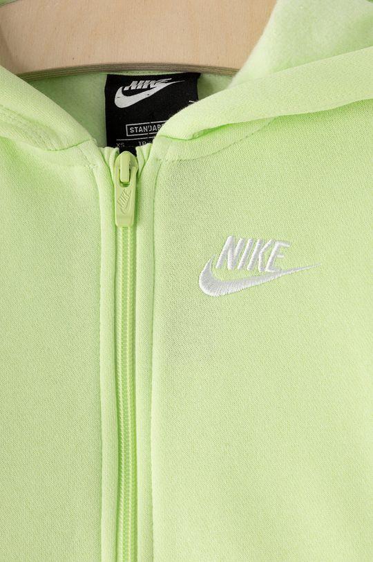 Nike Kids - Bluza dziecięca 122-170 cm jasny zielony