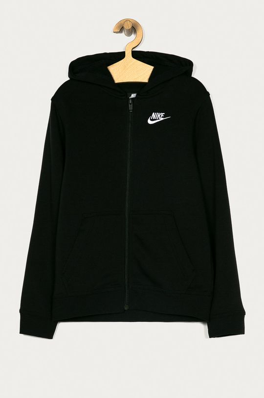 černá Nike Kids - Dětská mikina 122-170 cm Chlapecký