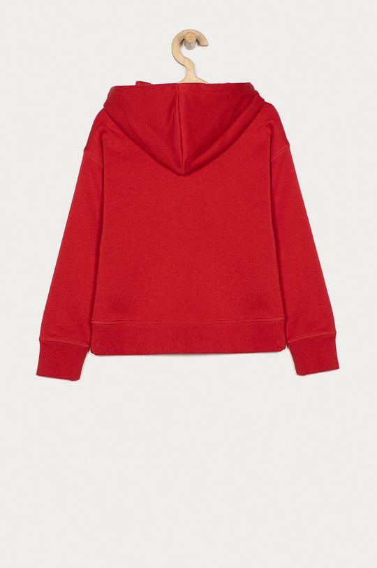 GAP - Bluza dziecięca 104-176 cm ostry czerwony