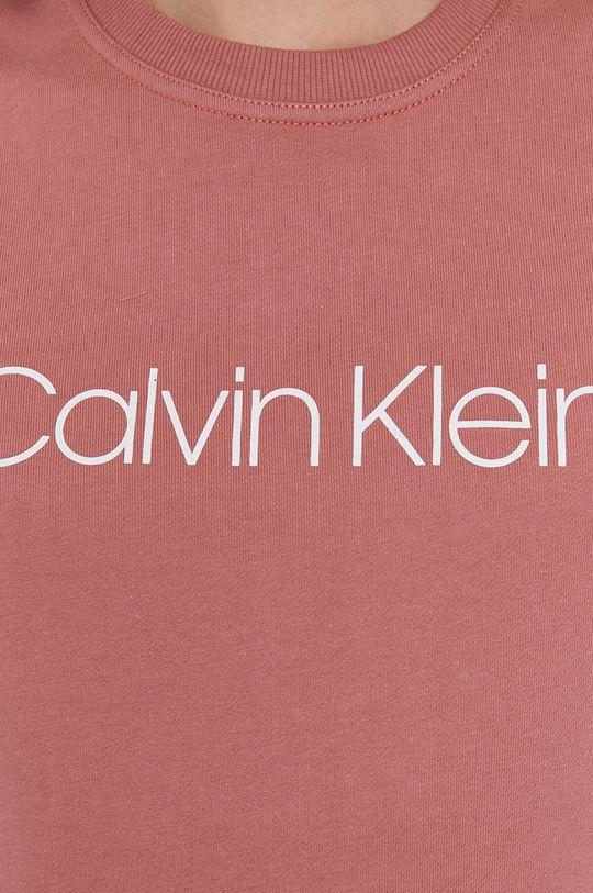 Calvin Klein - Bavlněná mikina Dámský