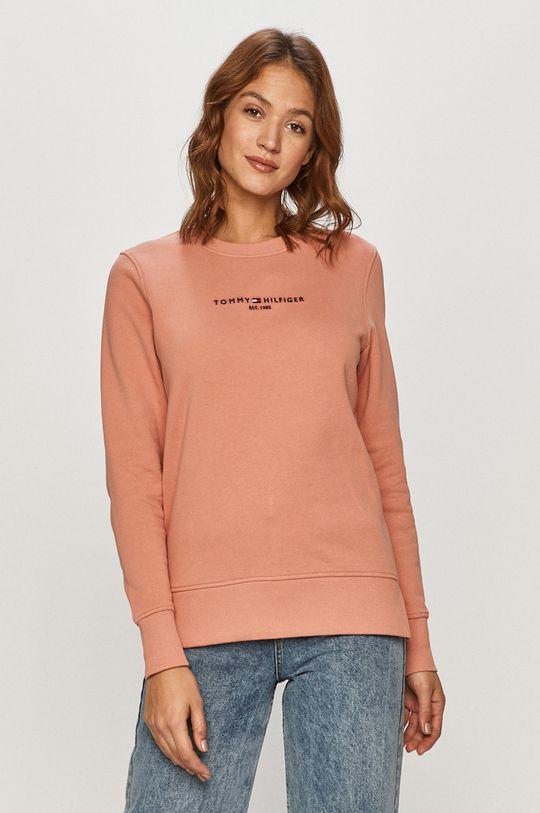 coral Tommy Hilfiger - Bluza De femei