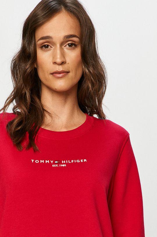 fucsie Tommy Hilfiger - Bluza De femei