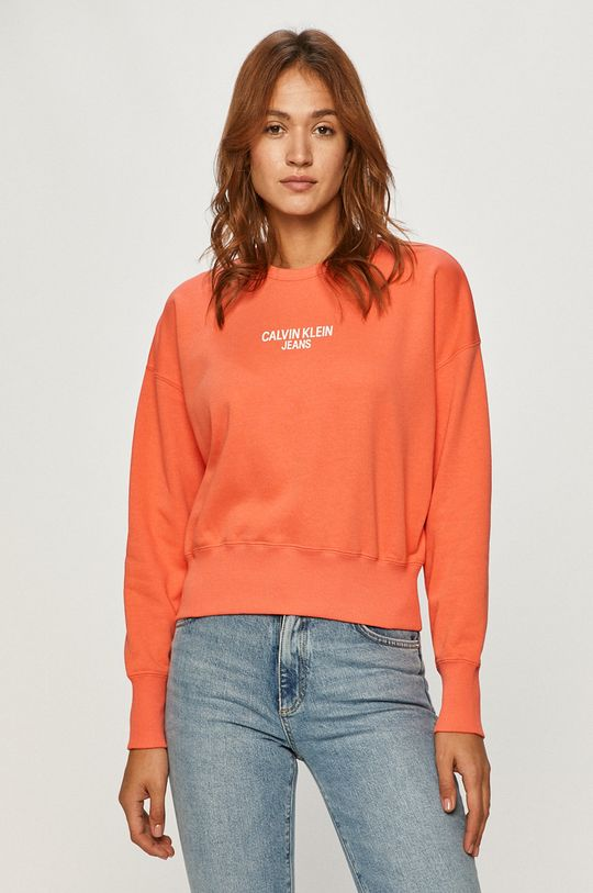 roz murdar Calvin Klein Jeans - Bluza De femei