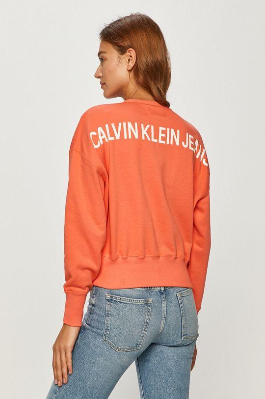 Calvin Klein Jeans - Bluza  66% Bumbac, 34% Poliester