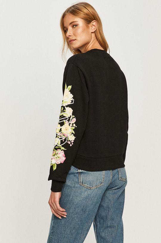 Guess Jeans - Hanorac de bumbac  100% Bumbac