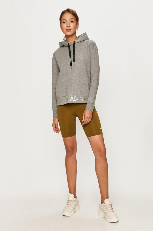 Calvin Klein - Bluza gri