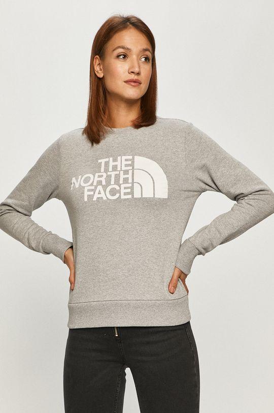 jasny szary The North Face - Bluza Damski