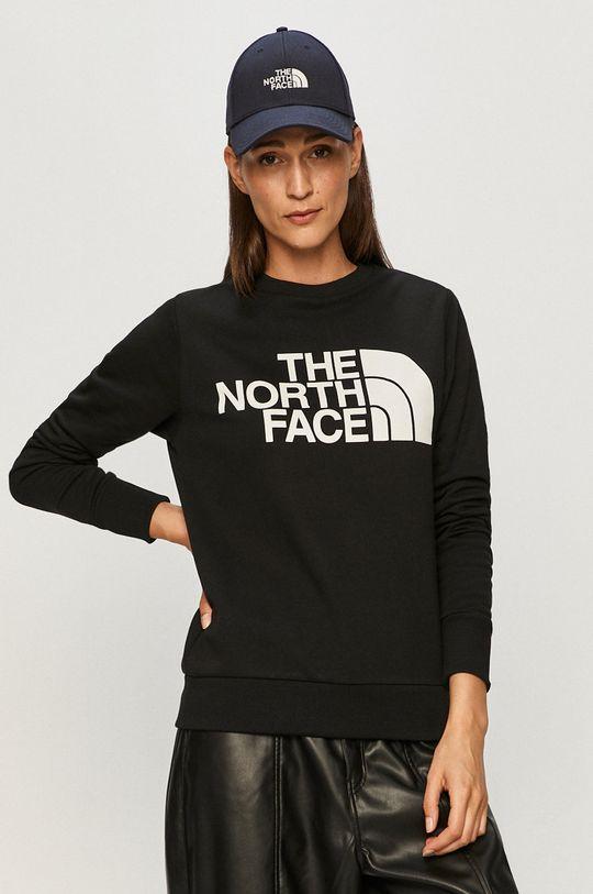 czarny The North Face - Bluza Damski