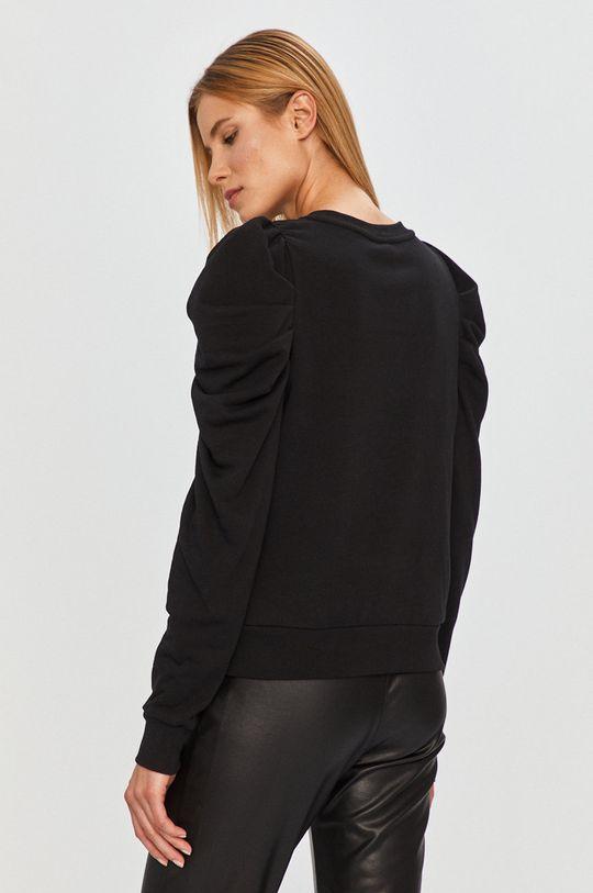 Vero Moda - Bluza  Materialul de baza: 85% Bumbac, 15% Poliester  Banda elastica: 95% Bumbac, 5% Elastan