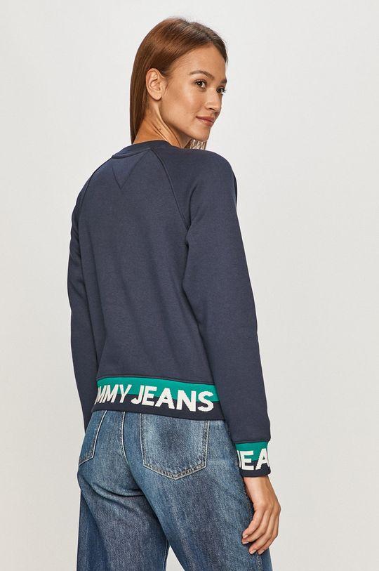 Tommy Jeans - Bluza 66 % Bawełna organiczna, 34 % Poliester