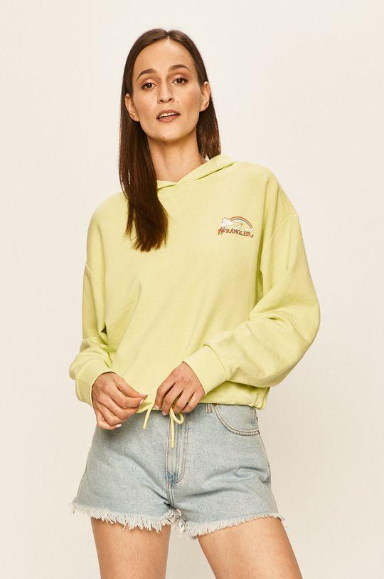 verde Wrangler - Bluza De femei