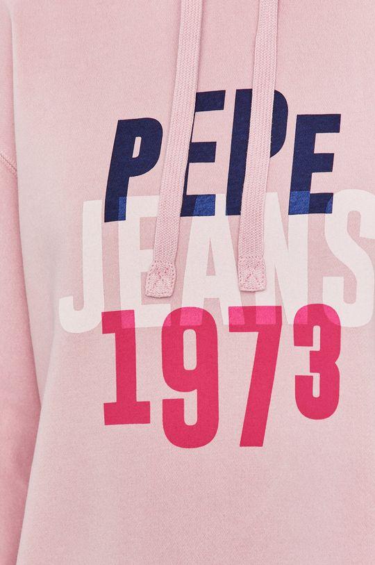 Pepe Jeans - Mikina Babe