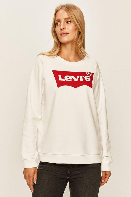biały Levi's - Bluza Damski