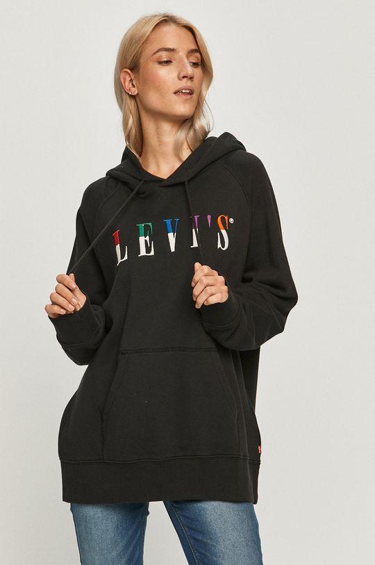 negru Levi's - Bluza De femei