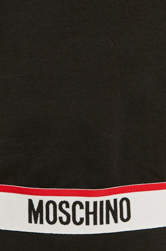 černá Moschino Underwear - Mikina