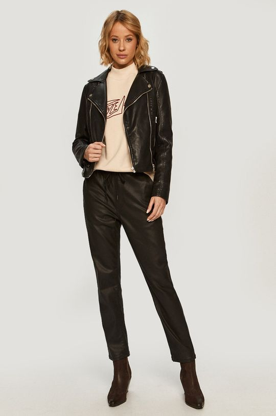 Pepe Jeans - Bluza bawełniana Chelsie kremowy