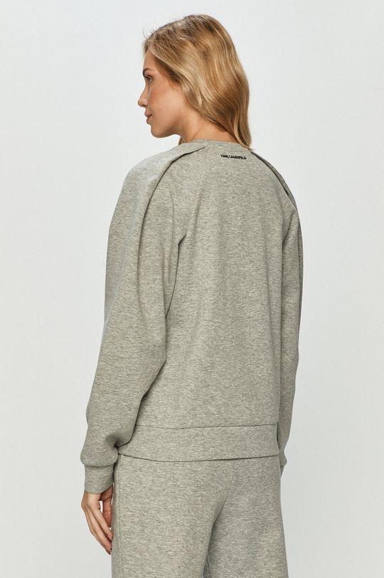 Karl Lagerfeld - Bluza 75 % Bawełna, 7 % Elastan, 18 % Nylon