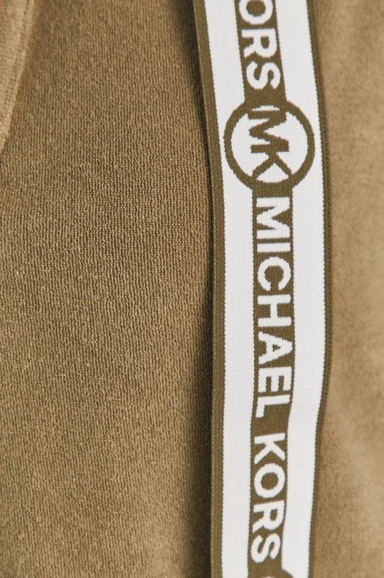 hnedo zelená MICHAEL Michael Kors - Plážová mikina