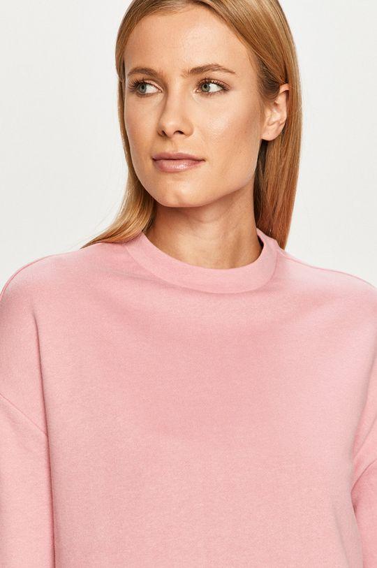 roz Mustang - Hanorac de bumbac