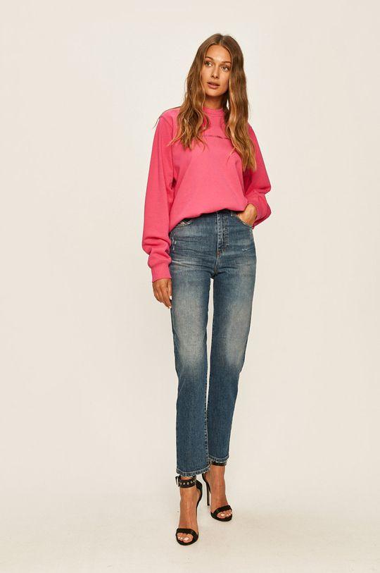 Diesel - Bluza różowy