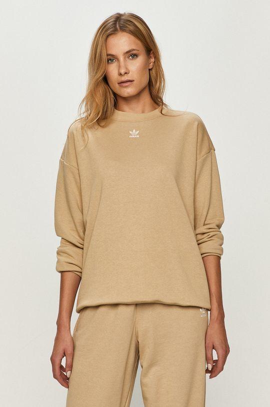 de grau adidas Originals - Bluza De femei