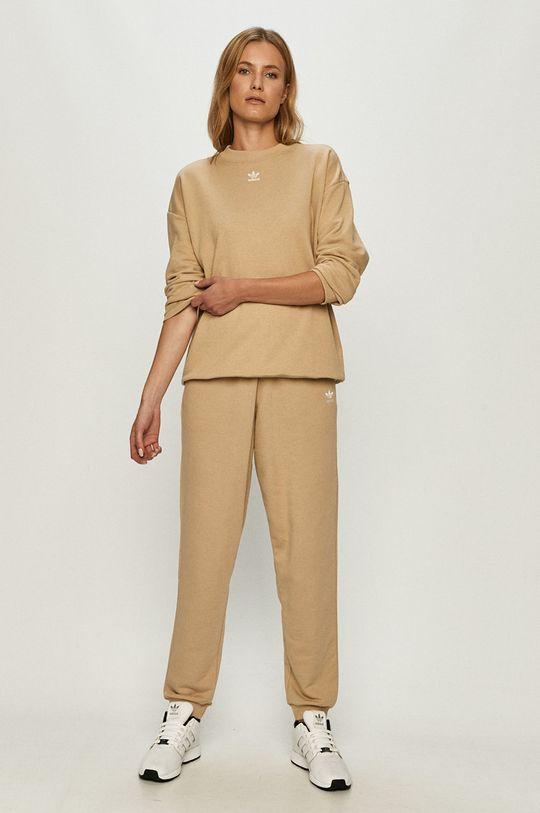 adidas Originals - Bluza pszeniczny