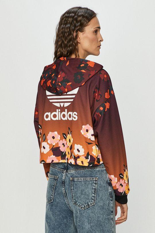 multicolor adidas Originals - Bluza bawełniana Damski
