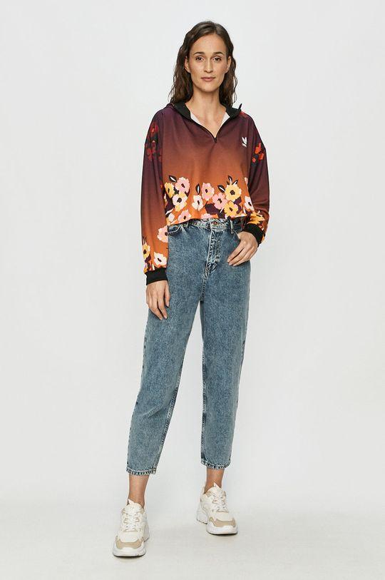 adidas Originals - Bluza bawełniana multicolor