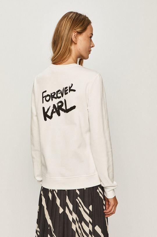 Karl Lagerfeld - Hanorac de bumbac  100% Bumbac