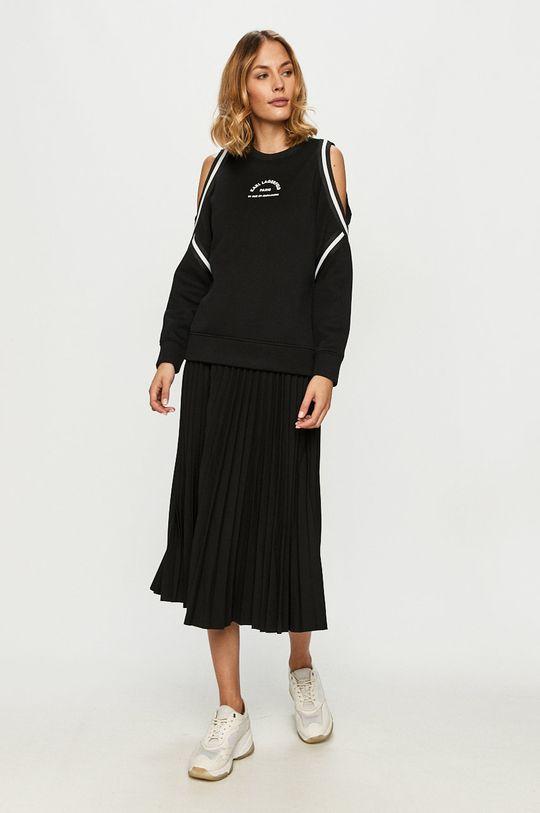 Karl Lagerfeld - Bluza negru