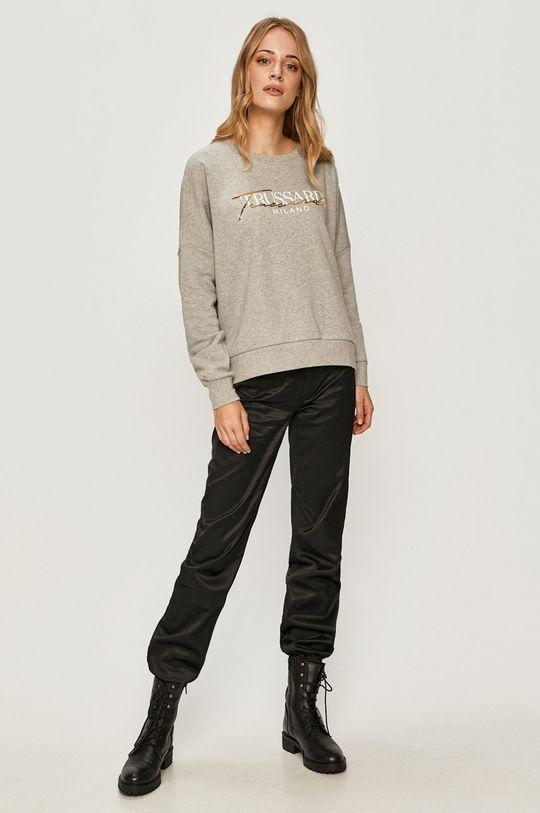 Trussardi Jeans - Bluza gri