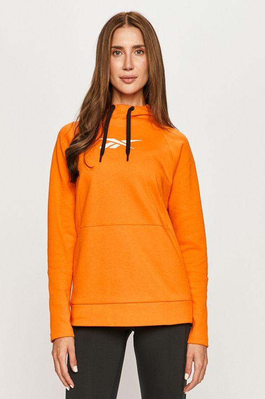 portocaliu Reebok - Bluza De femei