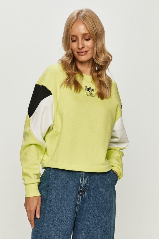 galben – verde Puma - Bluza De femei