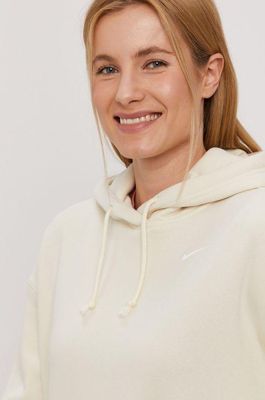 krémová Nike Sportswear - Mikina