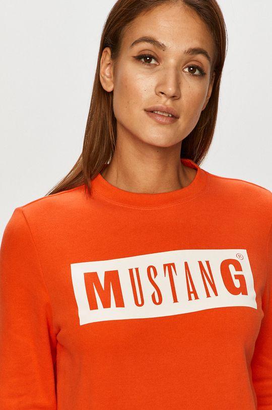 mandarin Mustang - Hanorac de bumbac