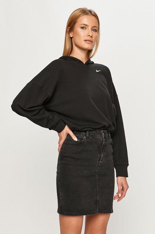negru Nike - Bluza De femei