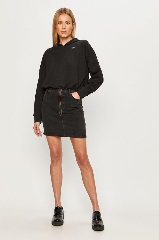 Nike - Bluza negru