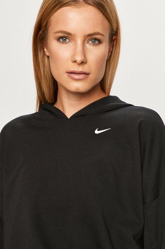 negru Nike - Bluza
