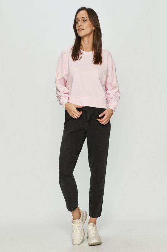 Nike - Bluza różowy