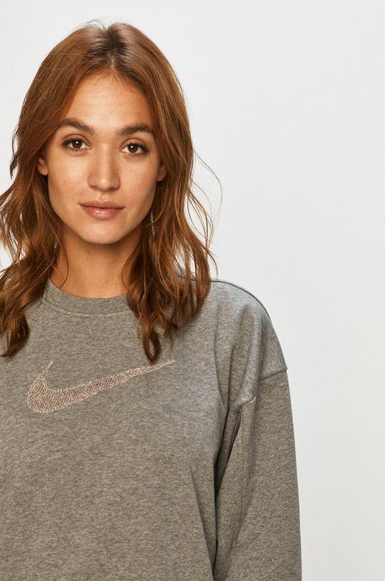 sivá Nike - Mikina