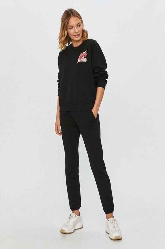 Love Moschino - Bluza negru