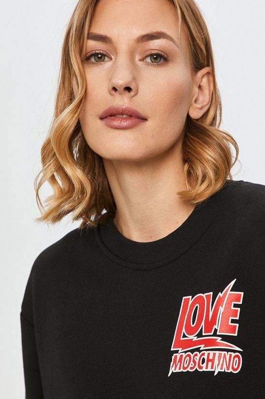 negru Love Moschino - Bluza