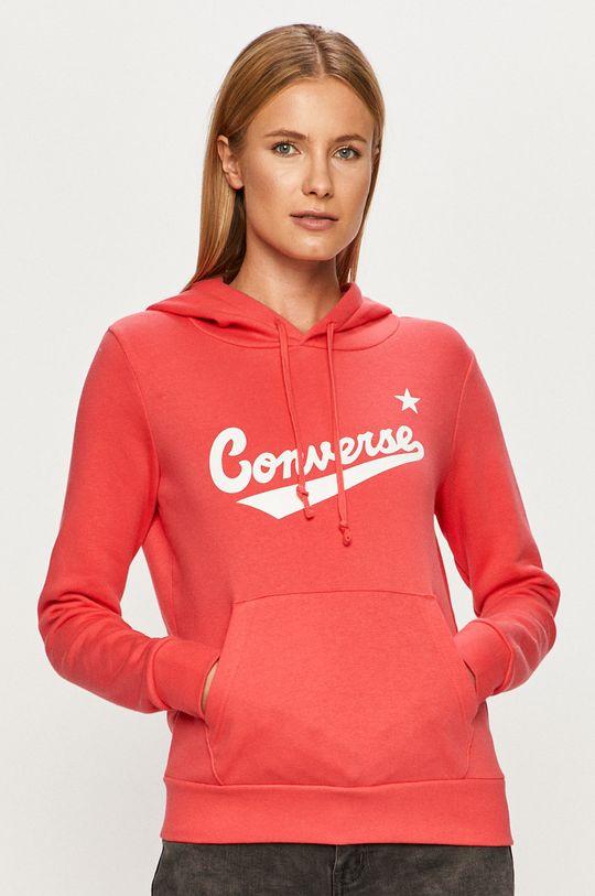 ružová Converse - Mikina