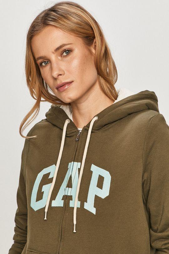 oliwkowy GAP - Bluza