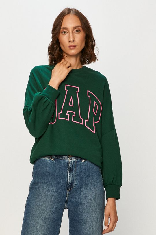 verde GAP - Bluza De femei