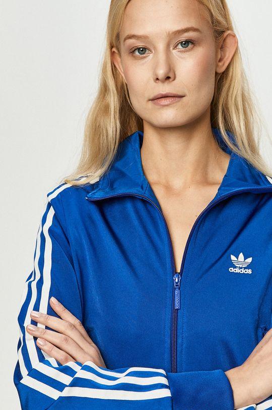 modrá adidas Originals - Mikina