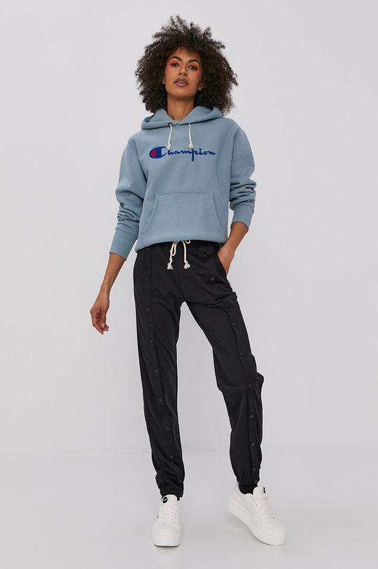 Champion - Bluza stalowy niebieski